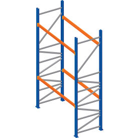 Interlake Mecalux - KD Bolted Pallet Rack Kits