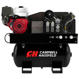 Gas Powered Air Compressor Combination Units