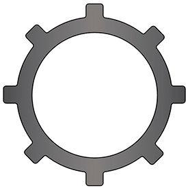 Internal Push-On Rings