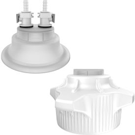 Justrite Interchangeable Carboy Caps & Adapters