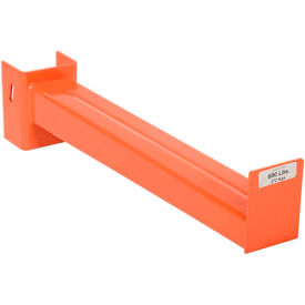 Cantilever Rack Arms, Straight & Inclined - Baked Enamel