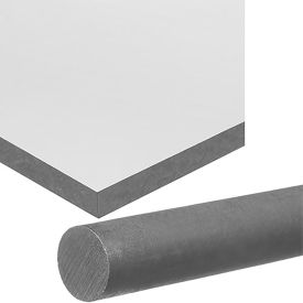 PVC Plastic Sheets, Bars, and Rods