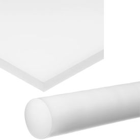 UHMW Polyethylene Plastic Sheets, Bars, and Rods