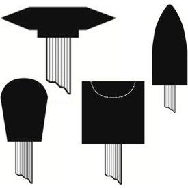 Mounted Points - 1/4 Shank Diameter