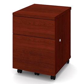 Bestar® Mobile Pedestal File Cabinets