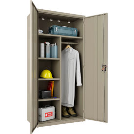 Hirsh Combination Storage Cabinet