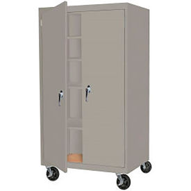 Steel Cabinets USA Mobile Storage Cabinets
