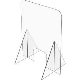 Plastic Dividers - Small Centered Opening