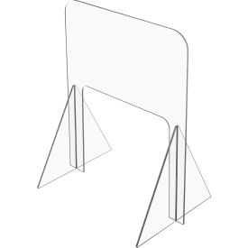 Plastic Dividers - Large Centered Opening
