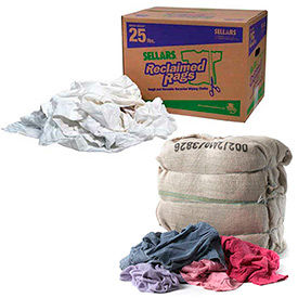 Bulk Cleaning Rags