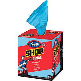 Shop Towel Wipers