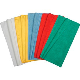 Global Industrial™ Microfiber Cloths