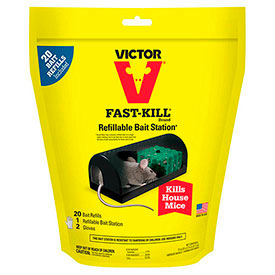 Poisoned Bait Rodenticide