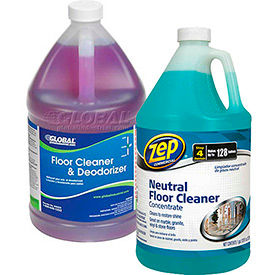 Concentrated Floor Care Chemicals