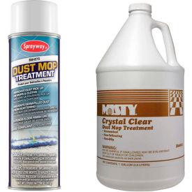 Dust Mop Treatments