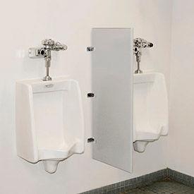 Metpar Steel Wall Mounted Urinal Screens