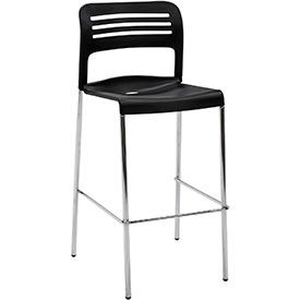 Eurotech Plastic Stacking Stools