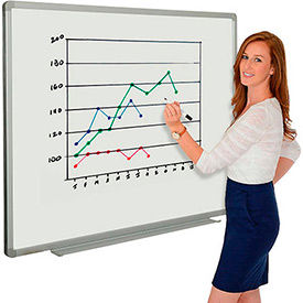 Global Industrial™ Whiteboards