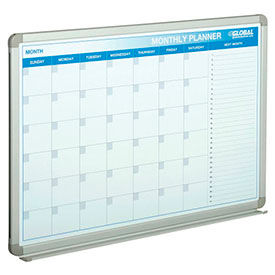 Calendar Dry Erase Boards