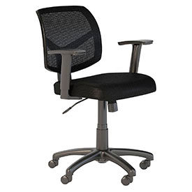 Bush Furniture Mesh Back Office Chairs