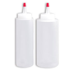 Cylinder Bottle With Applicator Tip
