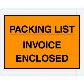 Packing List Envelopes - Packing List/Invoice Inclosed