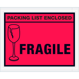Packing List Envelopes - Special Use