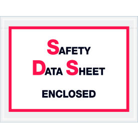 Packing List Envelopes - SDS