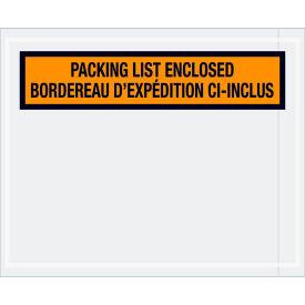 Packing List Envelopes - Bilingual