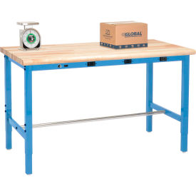 Global Industrial™ Heavy Duty Electric Stationary Packing Workbench