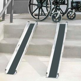 DMI® Retractable Portable Wheelchair Ramps