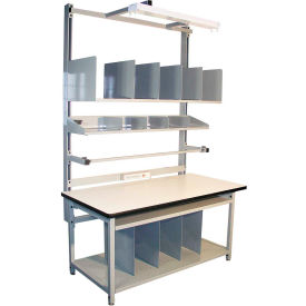 Global Industrial™ Bench-In-A-Box Packing Workbenches