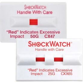 ShockWatch® Clip Impact Indicators