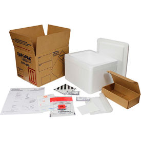 Insulated Biological Shipping Packages