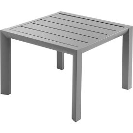Outdoor Aluminum, Steel & Metal Accent Tables