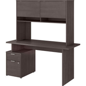 Bush Furniture Jamestown Collection Desk Bundles