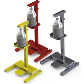 Foot Operated Hand Sanitizer Dispenser Stands