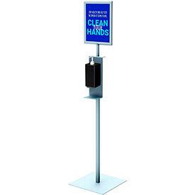 Braeside Hand Sanitizer Dispenser Floor Stand