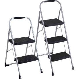 Cosco® Folding Step Stool Ladders