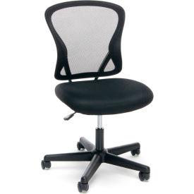 Armless Mesh Chairs