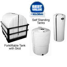 Hastings Polyethylene Storage Tanks