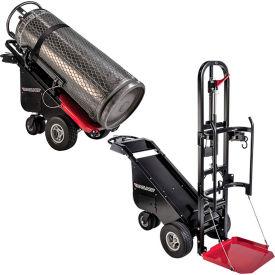 Magliner® Motorized Dewar Cylinder Tank Cart