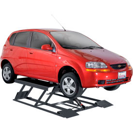 Low-Rise Car Lifts
