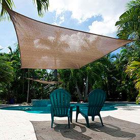 Keystone Fabrics Shade Sails