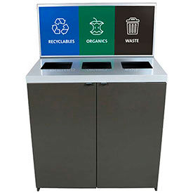 Busch Systems Sessanta Restaurant Waste & Recycling Stations