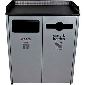 Busch Systems Waste & Recycling Stations