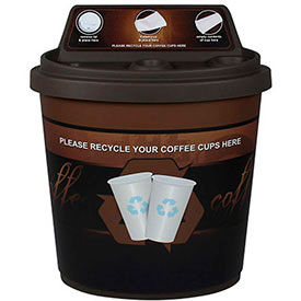 Busch Systems Coffee Cup Collector