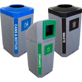 Busch Systems Octo Indoor/Outdoor Containers