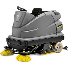 Karcher Ride On Floor Scrubbers
