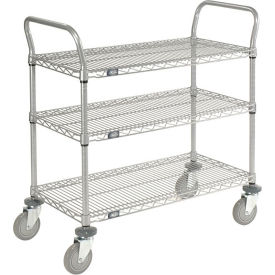 Nexelate® Wire Utility Carts